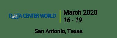 Data Center World 2020-01-01