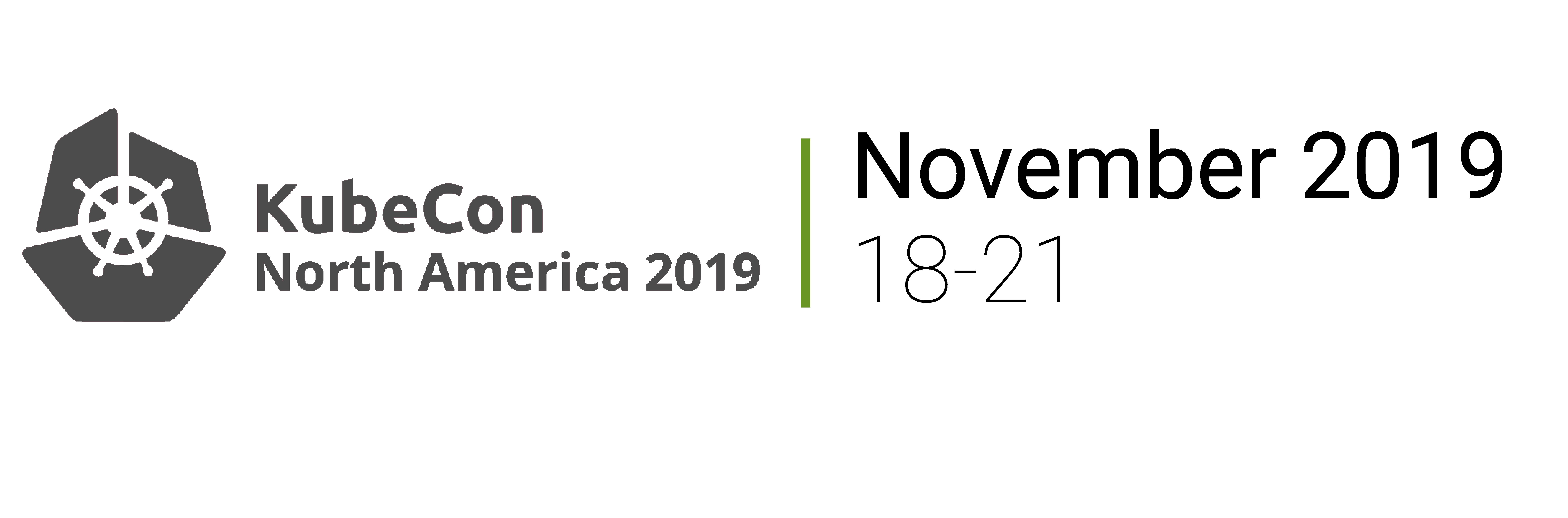 KubeCon NA 2019-01