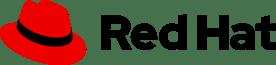 Red Hat Logo - Black